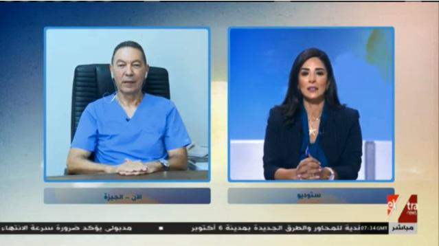 فيديو| هاني الناظر: الطاعون الدملي غير موجود في مصر ولا داعي للقلق