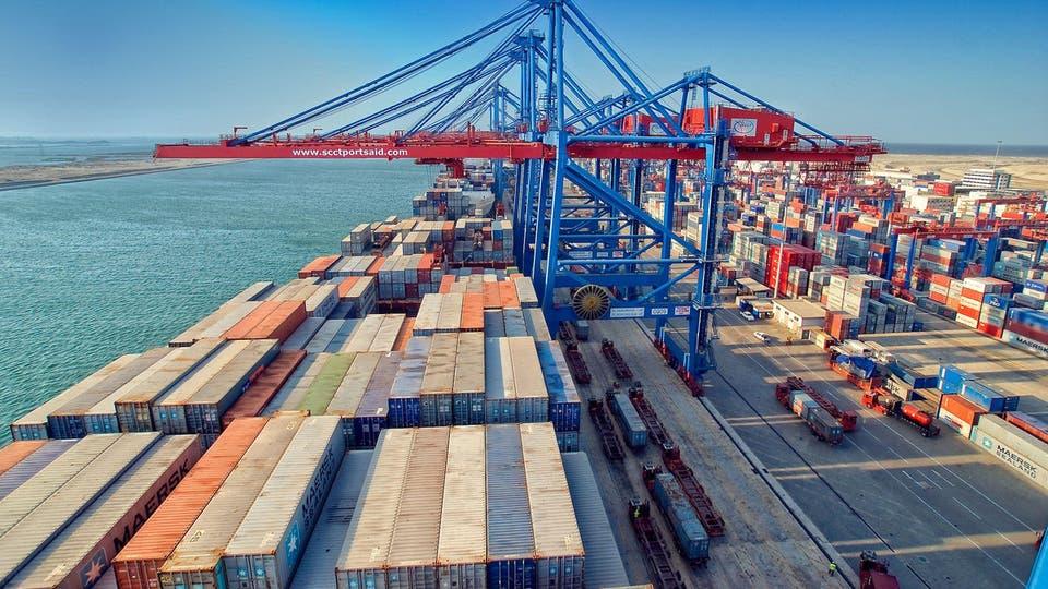واردات مصر غير البترولية تتراجع 5% خلال يونيو الماضي لتبلغ 5.303 مليار دولار