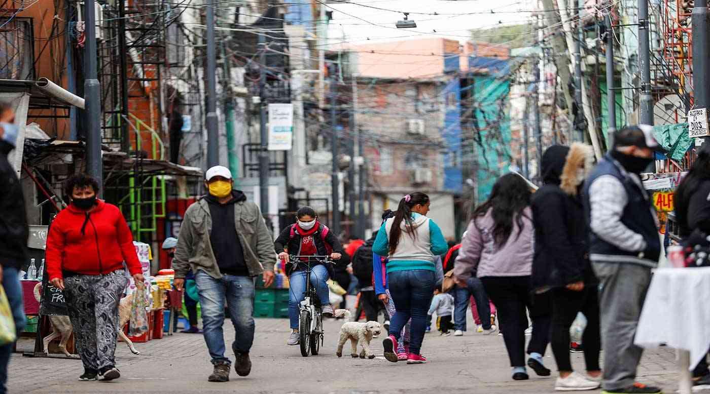 الأرجنتين تسجل أعلى معدل إيجابي لاختبارات كورونا في العالم