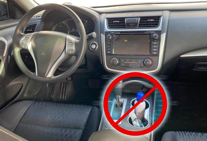خبراء : البخاخات قد تتحول لعبوات ناسفة في السيارة بسبب الحرارة الشديدة