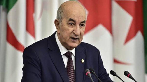 الرئيس الجزائرى يوجه بالحصول على لقاح فيروس كورونا فور تسويقه