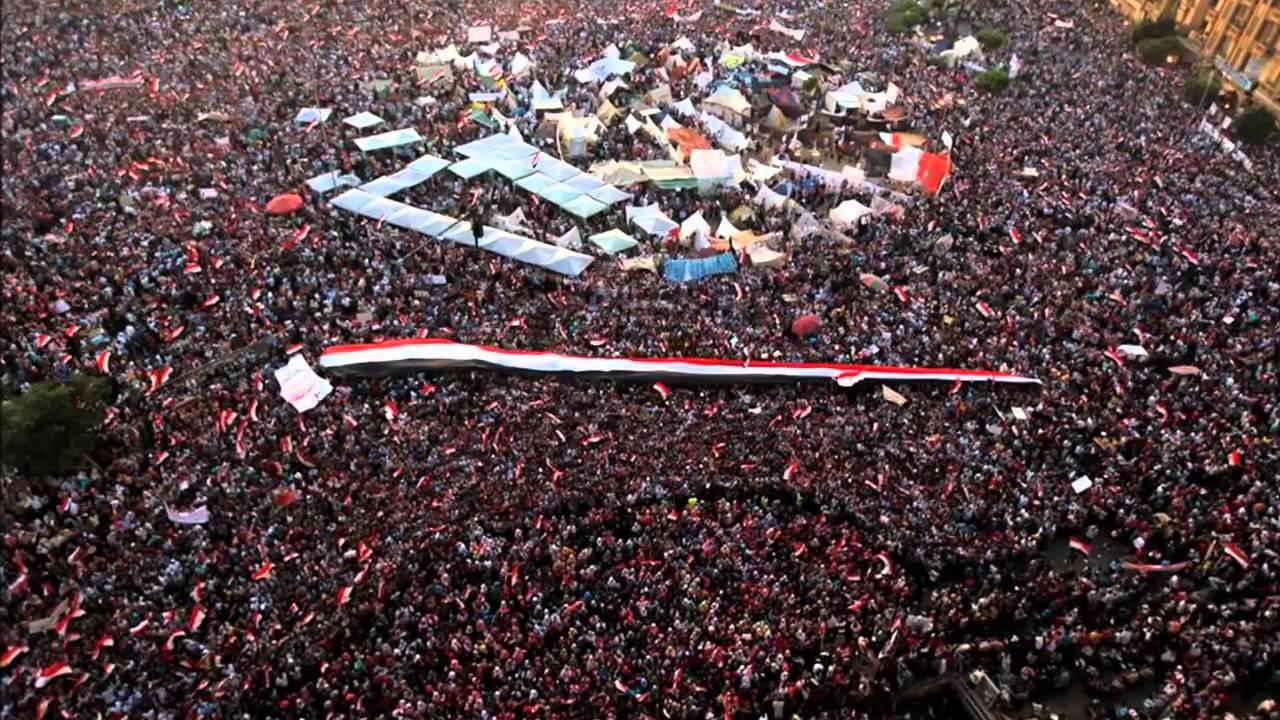إعلان خارطة الطريق لحظة تاريخية عاشتها مصر قبل 7 سنوات