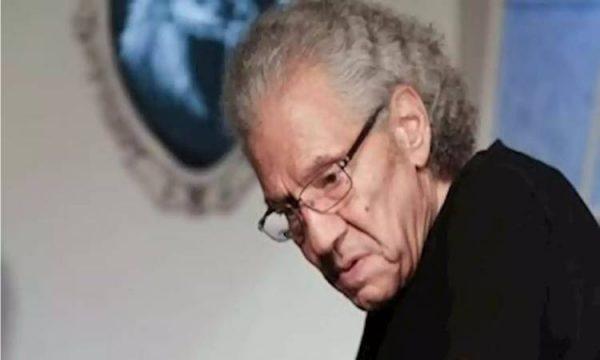 وفاة الفنان سناء شافع بعد صراع مع المرض