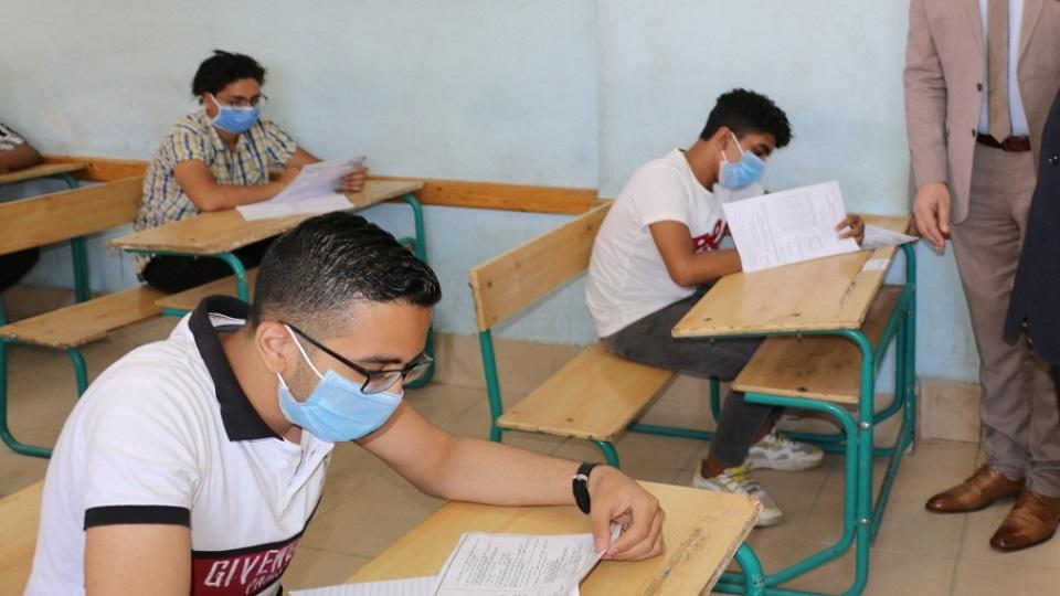 647 ألف و124 طالبا يؤدون امتحانات الفيزياء والتاريخ بالثانوية العامة