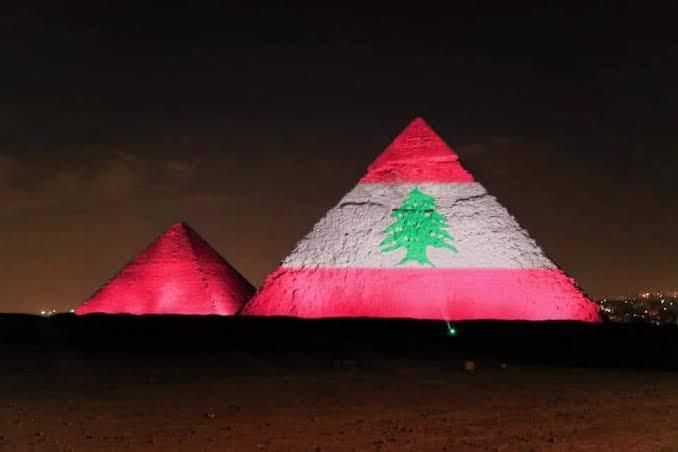 مسافة السكة.. مصر تضمد جراح لبنان إثر تفجيرات بيروت