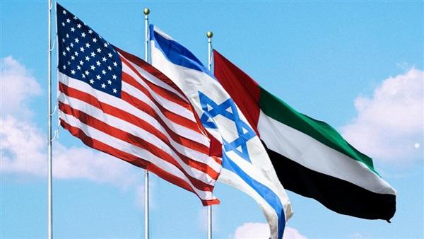 بيان ثلاثي لـ الإمارات والولايات المتحدة وإسرائيل بعد زيارة الوفد الأمريكي – الإسرائيلي