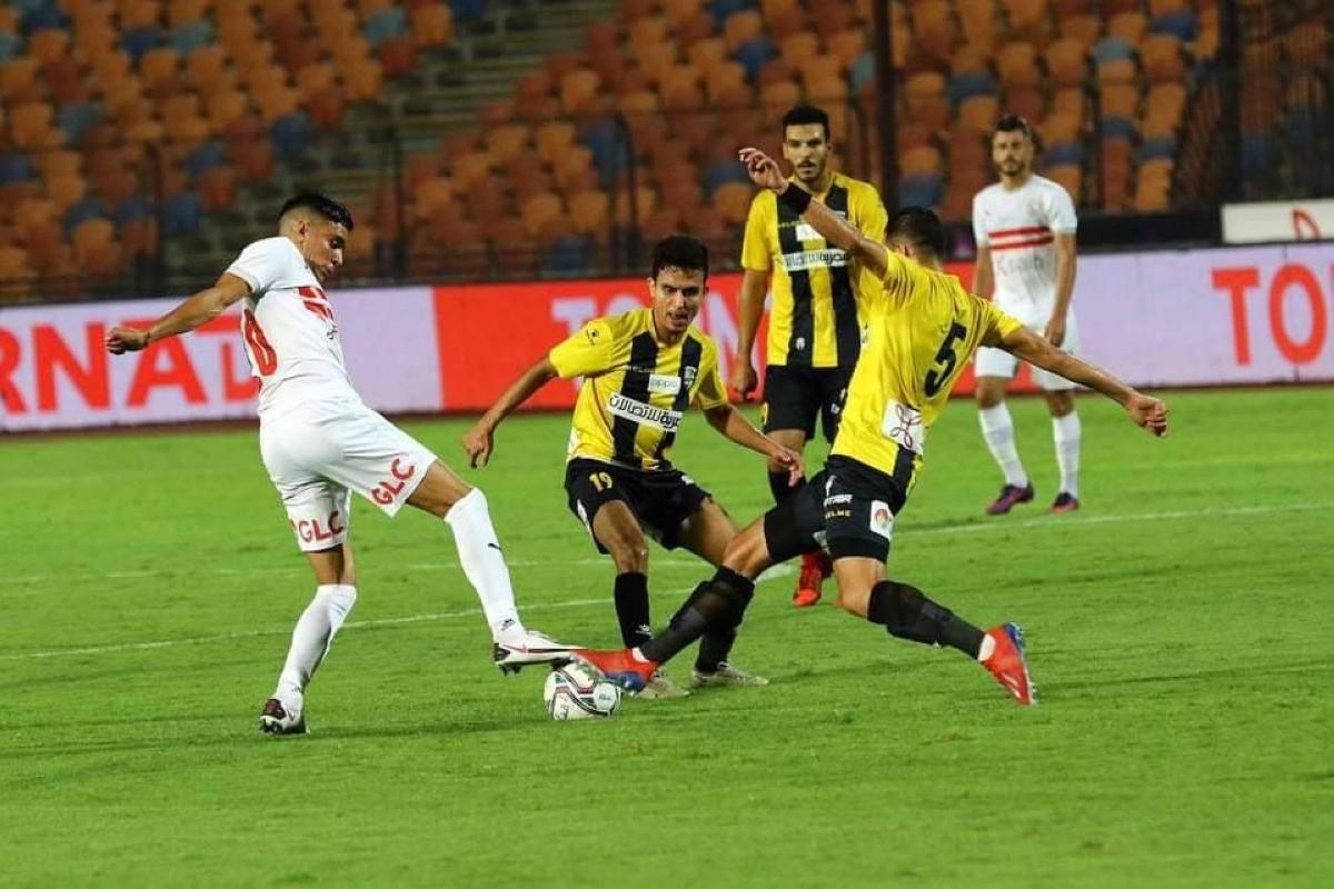 المقاولون العرب يخطف 3 نقاط قاتلة من نادي الزمالك بالدوري