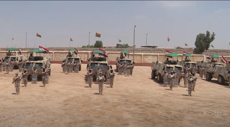 فيديو | القوات المسلحة تواصل تنفيذ أعمال تأمين انتخابات مجلس الشيوخ