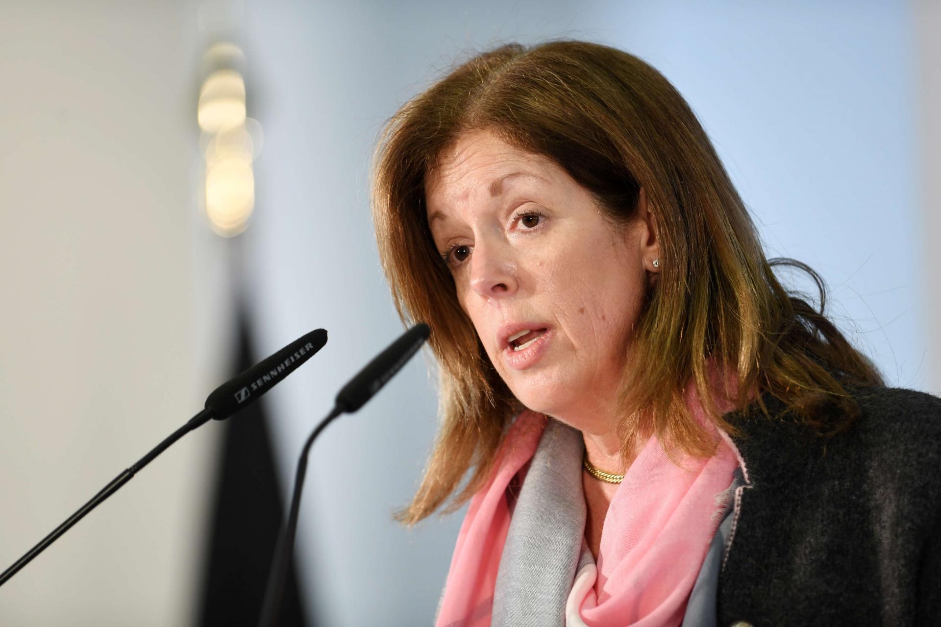 المبعوثة الأممية لليبيا ستيفاني وليامز تصل القاهرة لبحث الأزمة الليبية
