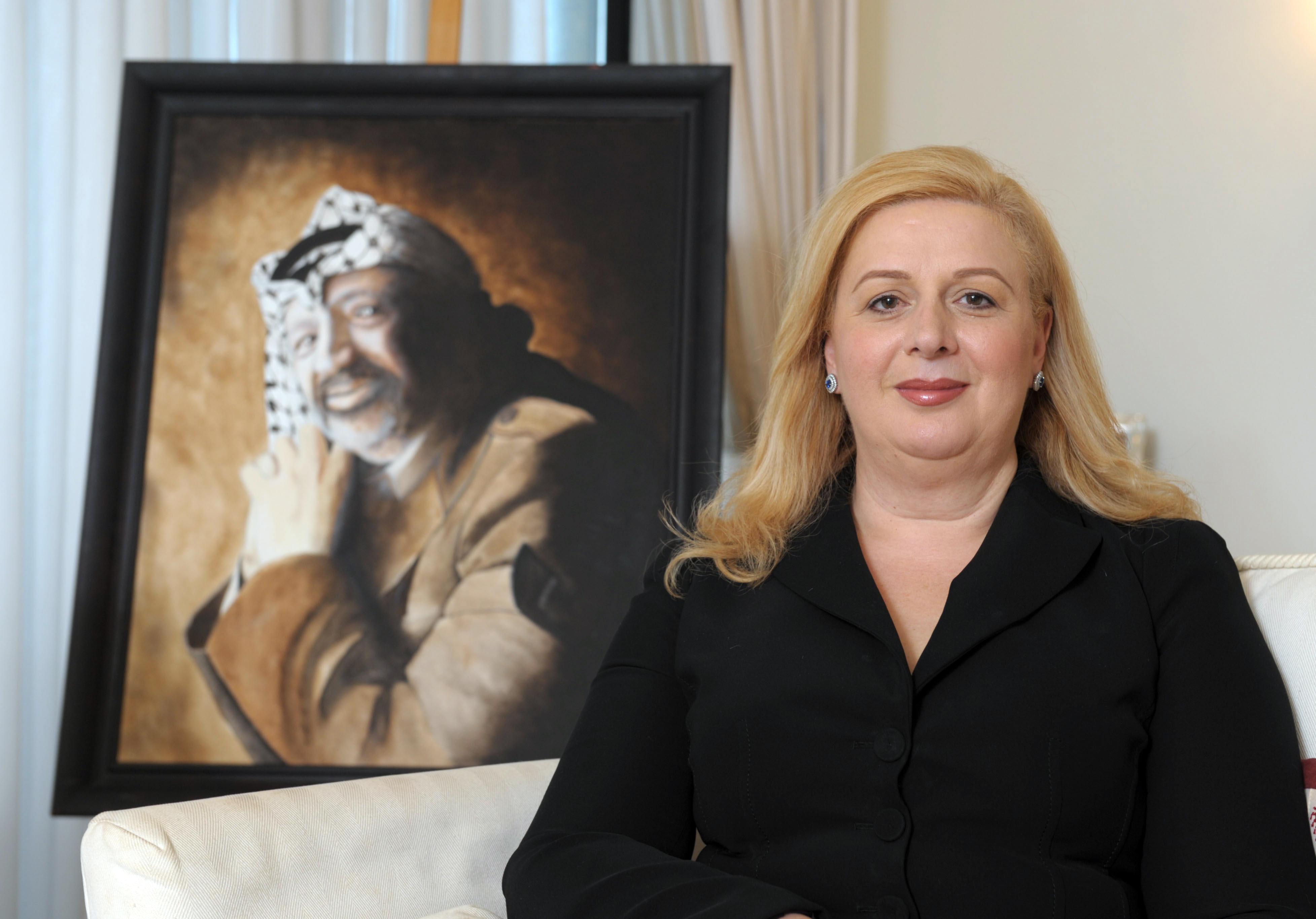 سها عرفات: الرئيس السيسي شجاع ولا يخاف من أحد