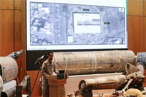 التحالف: اعتراض طائرة مفخخة كانت في اتجاهها إلى المملكة العربية السعودية