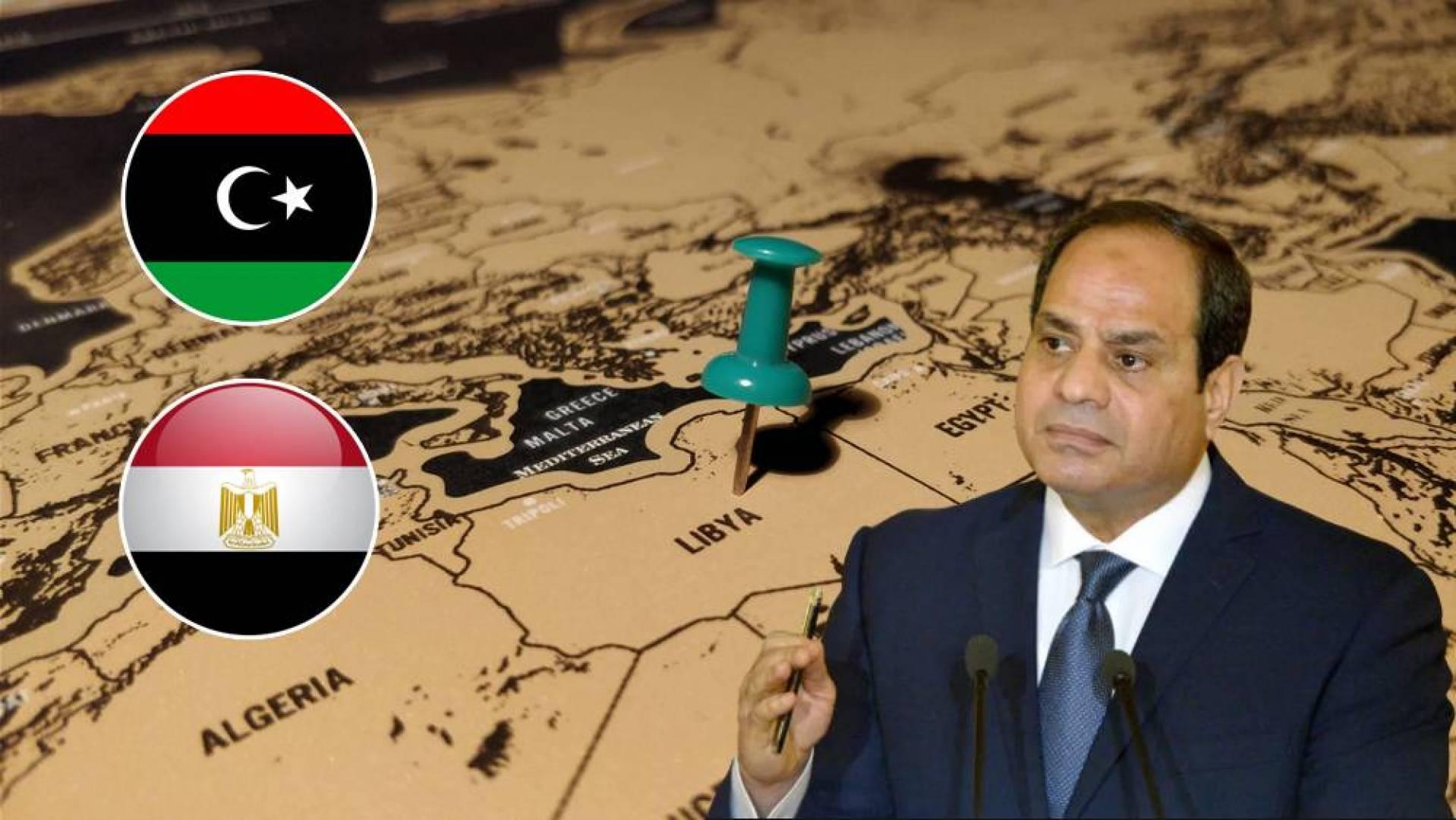 مصر تنتصر في ليبيا.. السيسي أعلى المصالح الوطنية فوق أي اعتبار
