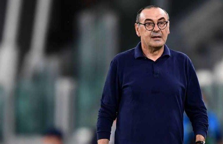 يوفنتوس بطل الدوري الإيطالي يقيل مدربه ساري عقب الخروج من دوري أبطال أوروبا