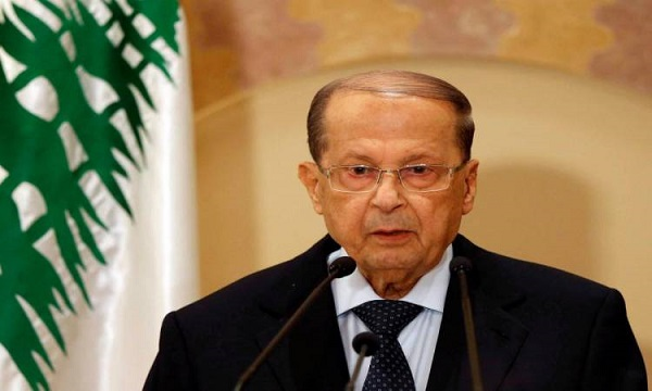 ميشيل عون للشعب اللبنانى: لن أستكين قبل تبيان كل الحقائق