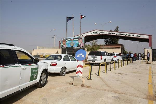 بسبب كورونا.. الأردن يغلق معبر حدود جابر مع سوريا لمدة أسبوع