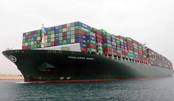23 سفينة إجمالي حركة السفن بموانئ بورسعيد في ثاني أيام العيد