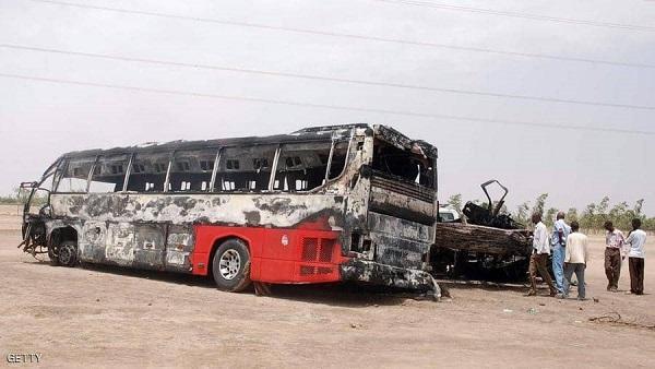 مصرع وإصابة 28 بحادث مروع في السودان