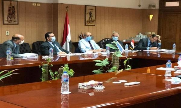الرى: توافق على الخطوات التنفيذية لعملية التفاوض حول قواعد تشغيل سد النهضة