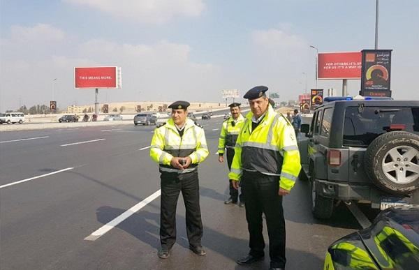 المرور: بدء المرحلة الثالثة من المشروع القومي للطرق «القاهرة – أسيوط الغربي»