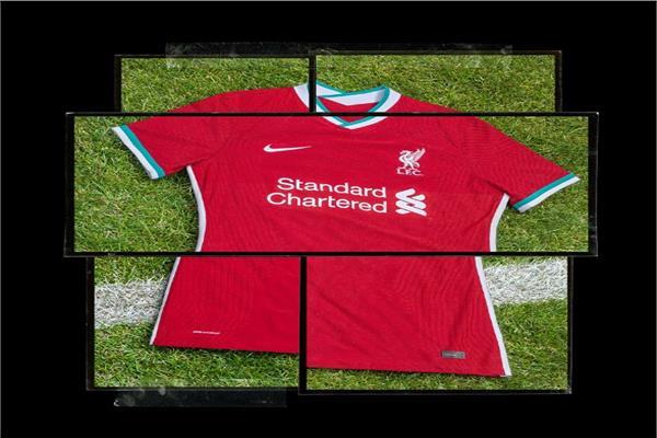 صور  ليفربول يعلن عن قميصه الجديد للموسم المقبل