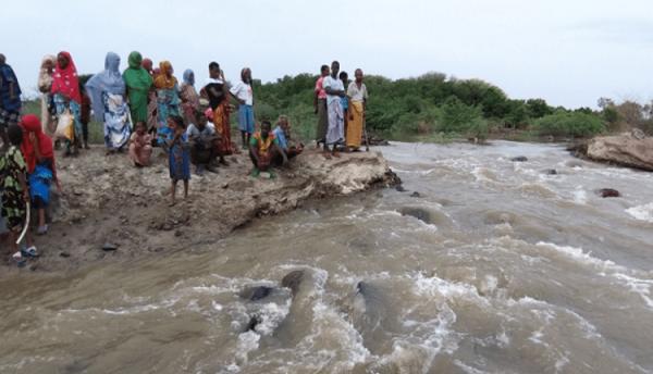 نزوح 20 ألف شخص بعد فيضان نهري في إثيوبيا