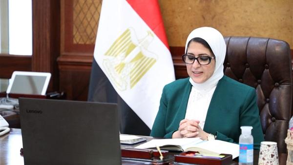 وزيرة الصحة: توفير لقاحات كورونا بعد الانتهاء من التجارب السريرية