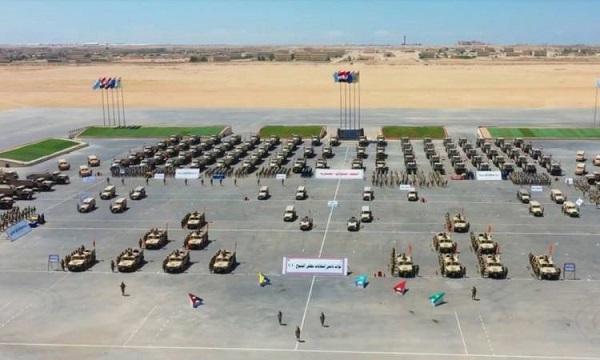 فيديو| استعدادات القوات المسلحة لتأمين انتخابات مجلس الشيوخ 2020