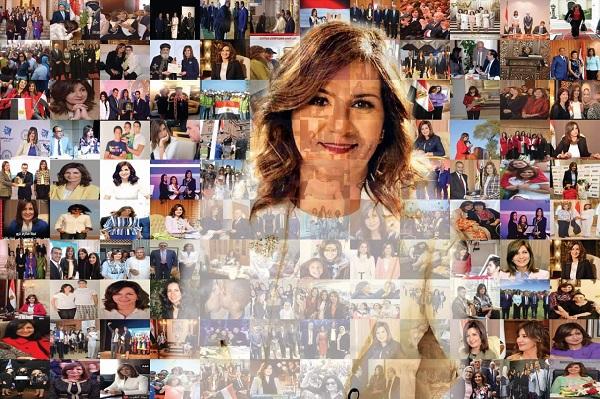 موقع بروباجندا يهنئ السفيرة نبيلة مكرم وزيرة الهجرة بمناسبة عيد ميلادها