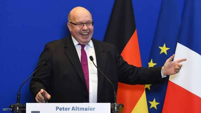 وزير الاقتصاد الألماني لا يتوقع فرض إجراءات عزل عام مجددا
