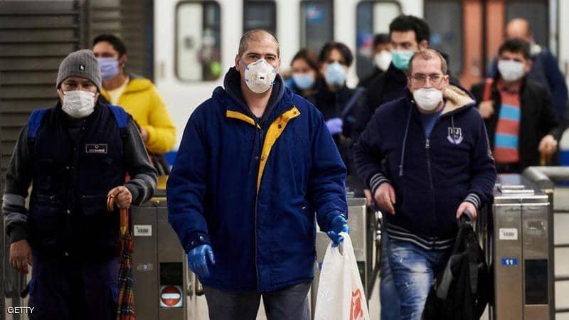 إسبانيا: إدخال 805 إصابات بفيروس كورونا المستشفيات خلال الأسبوع الماضى