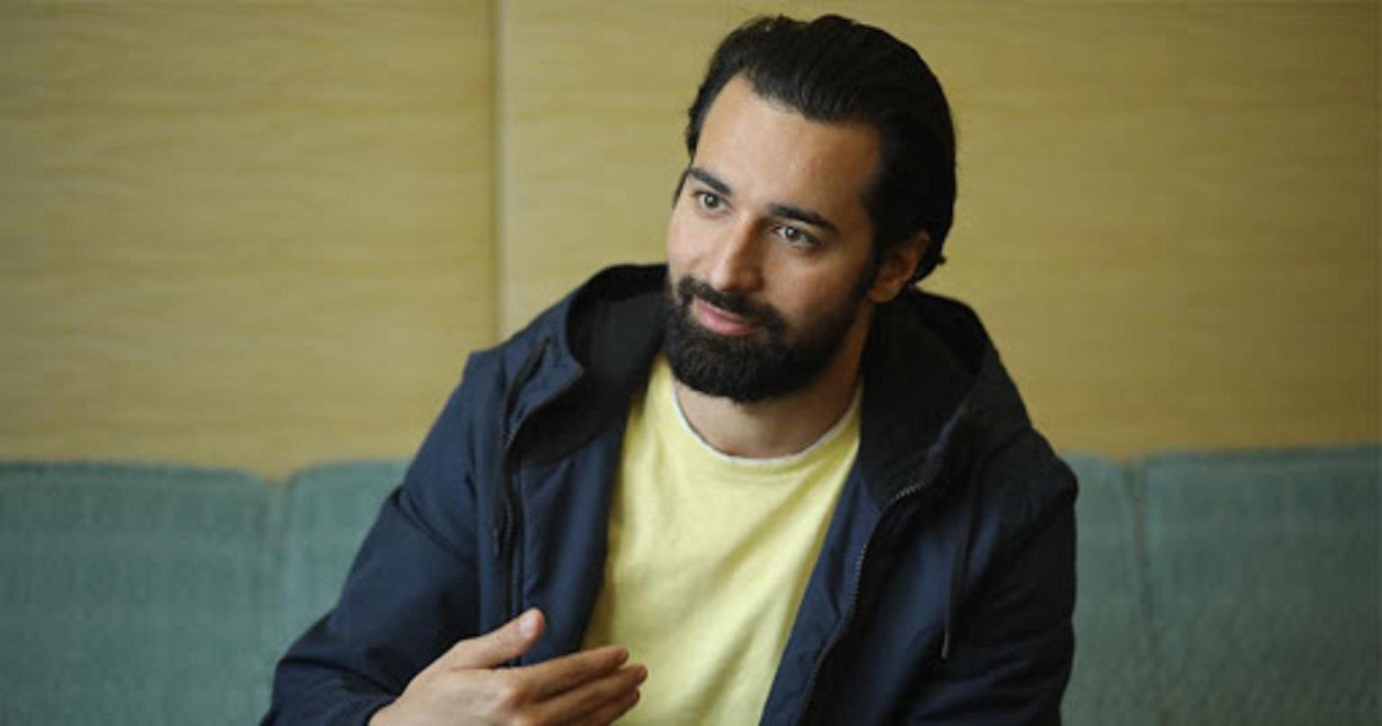 الفنان أحمد حاتم : نقدم عملاً خياليًا بأسلوب واقعي في فيلم الغسالة