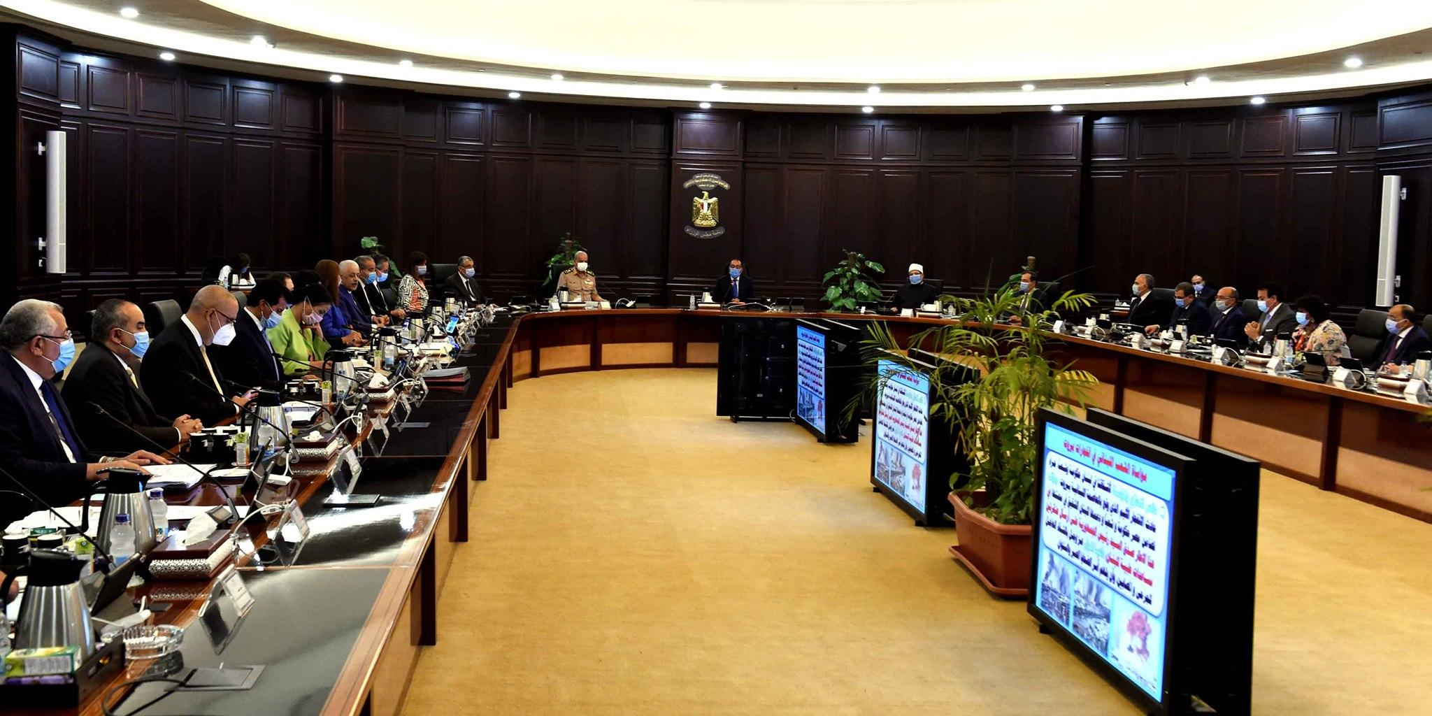 الحكومة توافق على اتفاقية التعاون الجمركى العربى