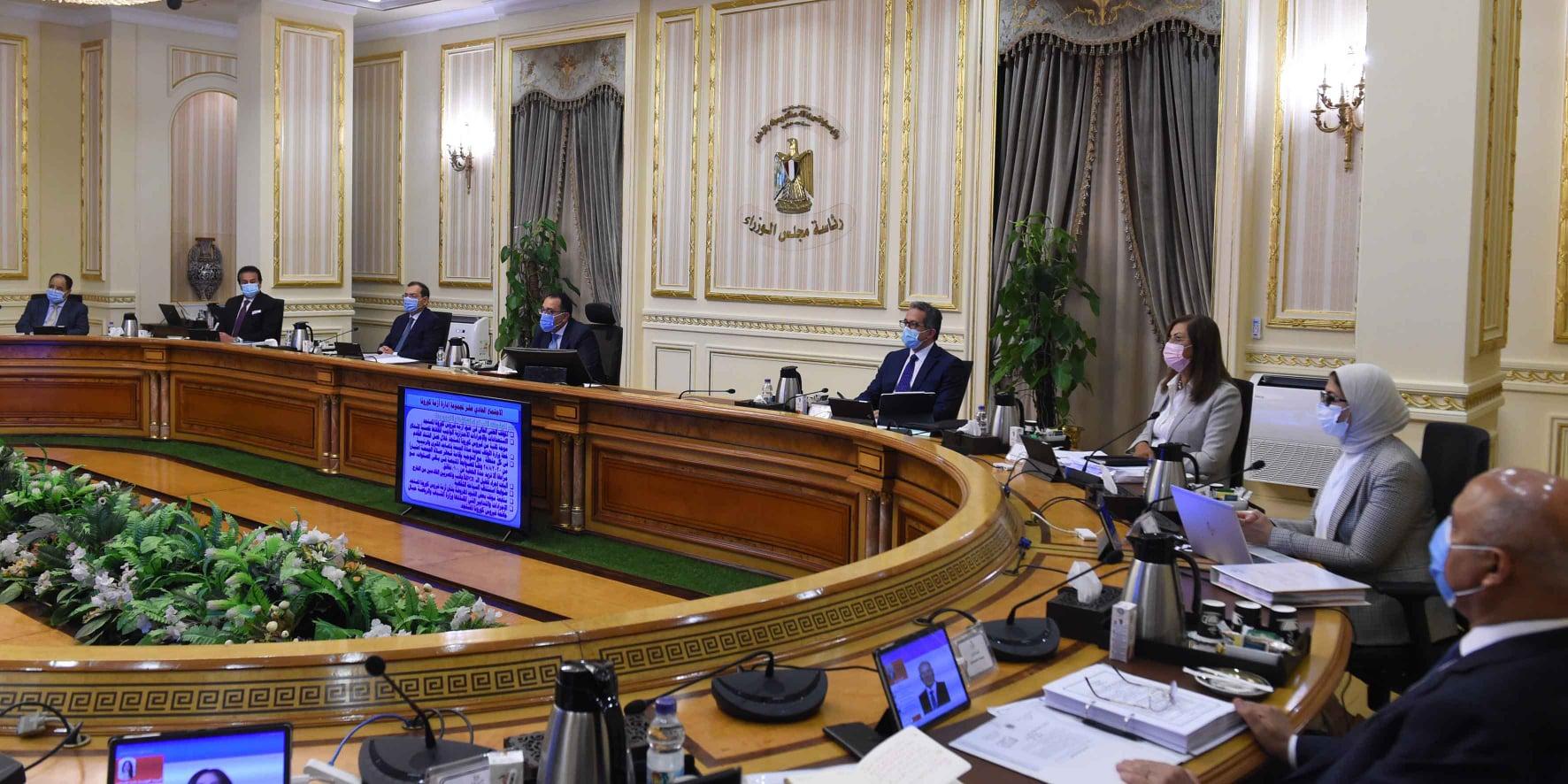 الحكومة تخصص قطعتى أرض بمدينة نصر و6 أكتوبر لاستخدامهما فى مشروعات