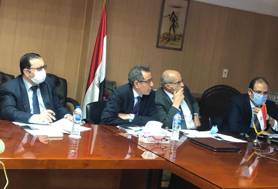 اللجان الفنية والقانونية لمصر والسودان وإثيوبيا تستأنف مفاوضات سد النهضة