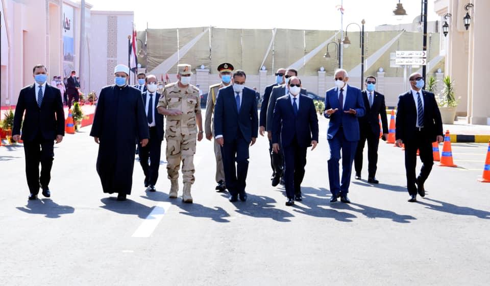 صحف الكويت تبرز رسائل الرئيس السيسي المهمة خلال افتتاح مشروعات الإسكندرية