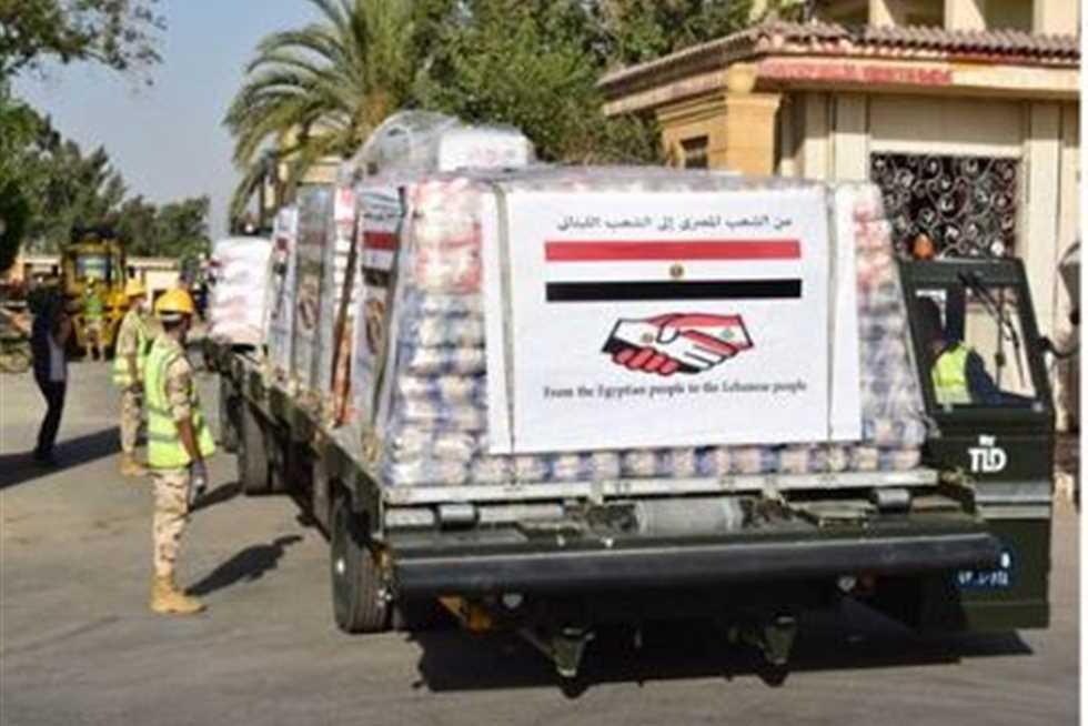جسر المساعدات المصرية للبنان وانطلاق انتخابات «الشيوخ» يتصدران عناوين الصحف