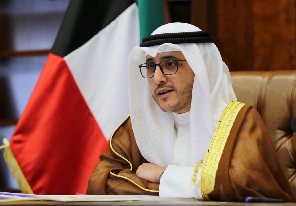وزير الخارجية الكويتي : لم ترفض أى دولة استقبال رعاياها المخالفين بالبلاد