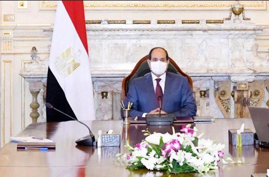 توجيهات الرئيس السيسي بشأن البناء العقاري ورقمنة الدولة تتصدر اهتمامات الصحف اليوم