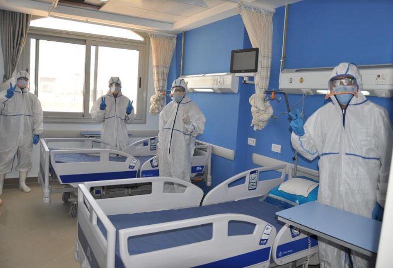 حقيقة إغلاق كافة المستشفيات الجامعية المخصصة لعزل حالات كورونا
