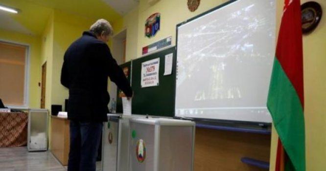 بدء التصويت في الانتخابات الرئاسية ببيلاروسيا