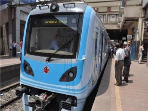 المترو: أكمنة سرية بالقطارات لمنع أي فرصة لتعطيل المرفق خلال العيد