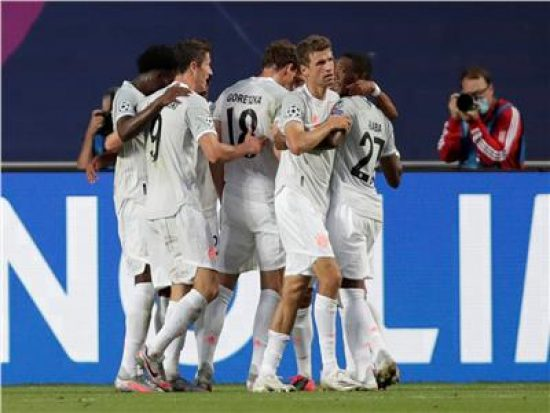 برباعية.. بايرن ميونخ يتقدم على برشلونة بالشوط الأول في دوري الأبطال