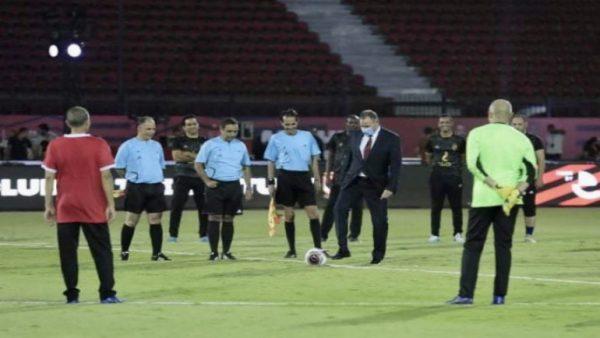 بحضور الخطيب.. مباراة استعراضية لقدامى الأهلي في استاد النادي الجديد