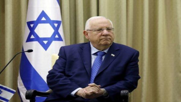 الرئيس الإسرائيلي يدعو ولي عهد أبوظبي لزيارة القدس المحتلة