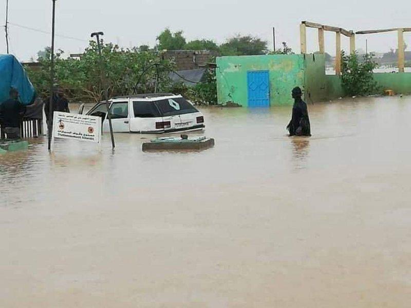 وفاة 4 أشخاص جراء الفيضانات جنوب شرقي موريتانيا