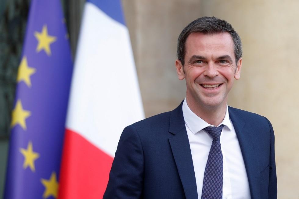 وزير الصحة الفرنسى يعلن تطبيق اختبار الفحص السريع لفيروس كورونا