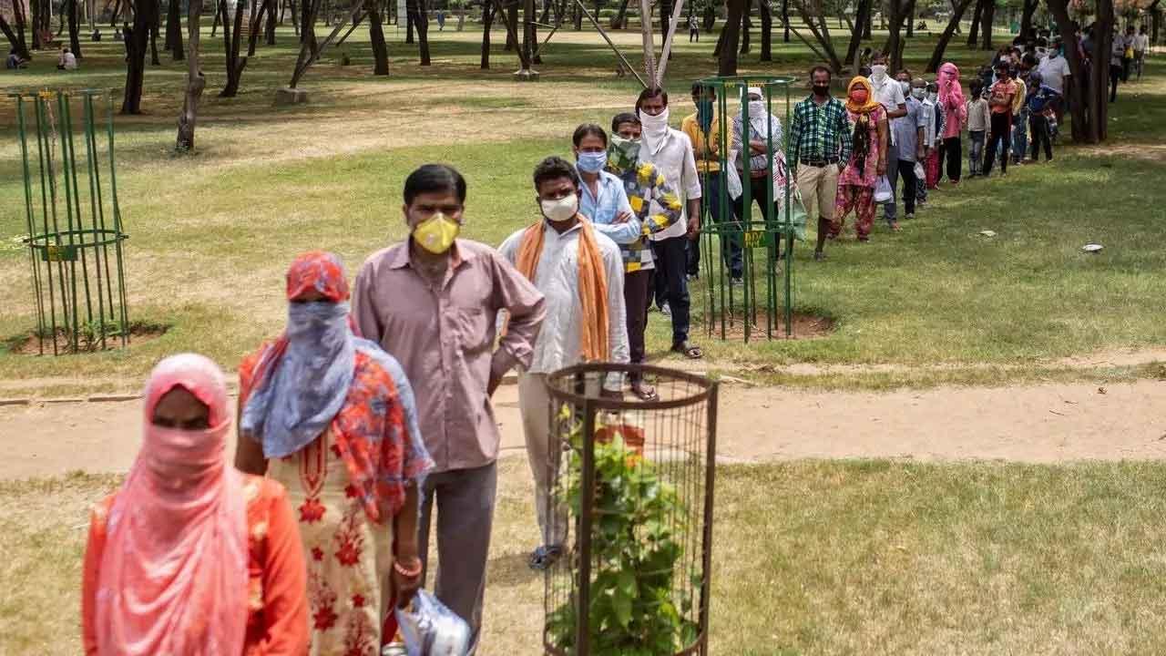 الهند تسجل 41 ألفا و810 إصابات جديدة بفيروس كورونا المستجد خلال الـ24 ساعة الماضية