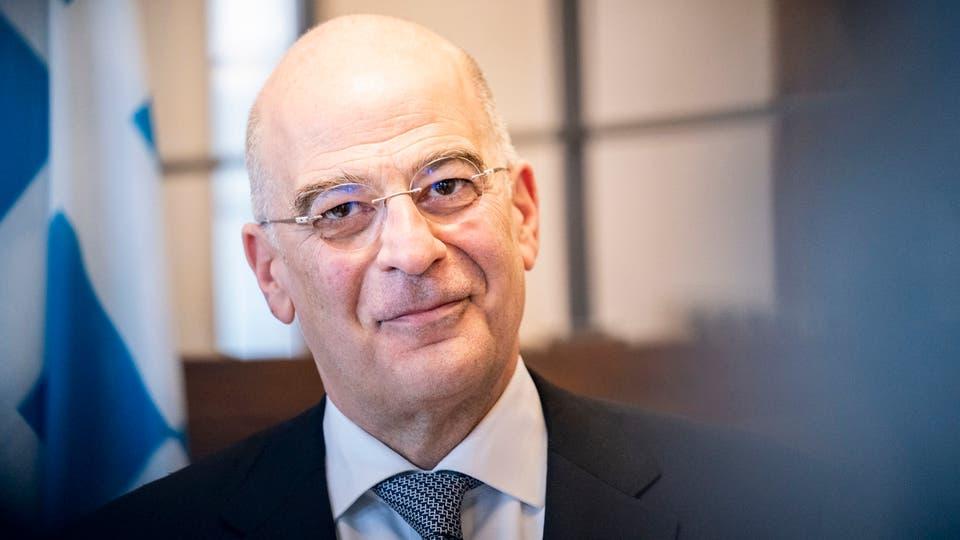 وزير الخارجية اليونانى: وقعنا اتفاقية تاريخية لترسيم الحدود مع مصر يساهم في استقرار المنطقة
