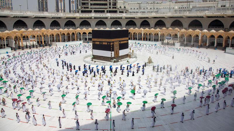 صحيفة سعودية: موسم حج استثنائى يجسد نجاح المملكة المستديم