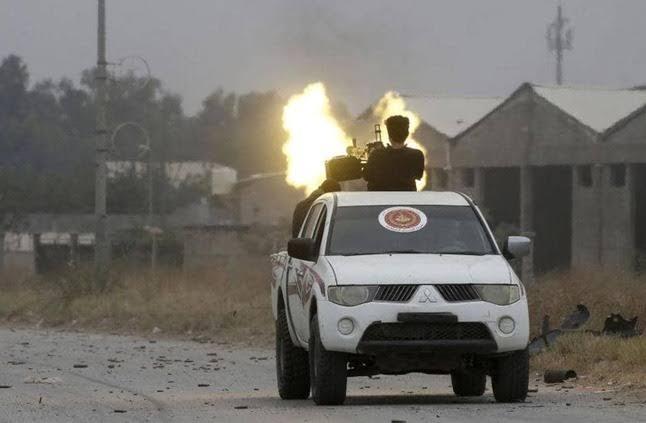 إيطاليا ترحب بوقف إطلاق النار الشامل في الأراضي الليبية
